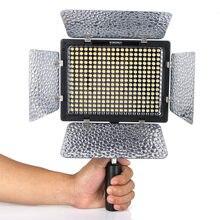 Yongnuo YN-300 Ii Led Camera Video Light Instelbare Kleurtemperatuur 3200K-5500K Voor Dslr Canon Nikon Met ir Afstandsbediening