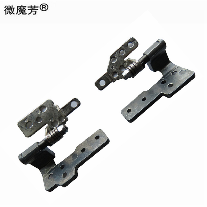 Laptops Replacements LCD Hinges Fit For ASUS N61 N61J N61JV N61JQ N61JA N61W N61VG N61VF N61V N61VN N61D N52 L&R HINGE