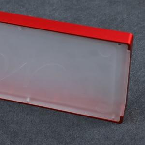 Image 5 - 키트 1 알루미늄 CNC 탑 아크릴 CNC 하단 YMDK 멜로디 96 Hotswap PCB 키보드 키트