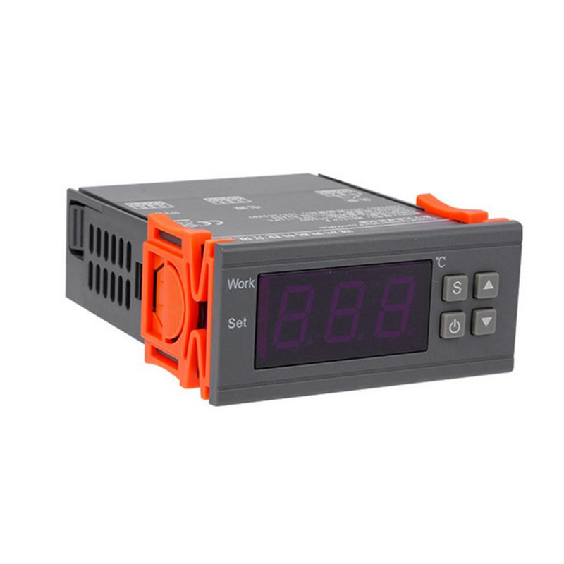 MH1210W AC 90-250V Digital Thermometer Thermoregulator Temperature Controller Thermostat Relay NTC Sensor For Incubator