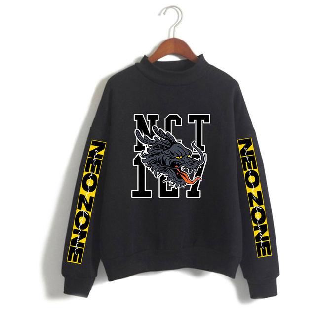 NCT 127 NEO ZONE THEMED SWEATSHIRT (24 VARIAN)