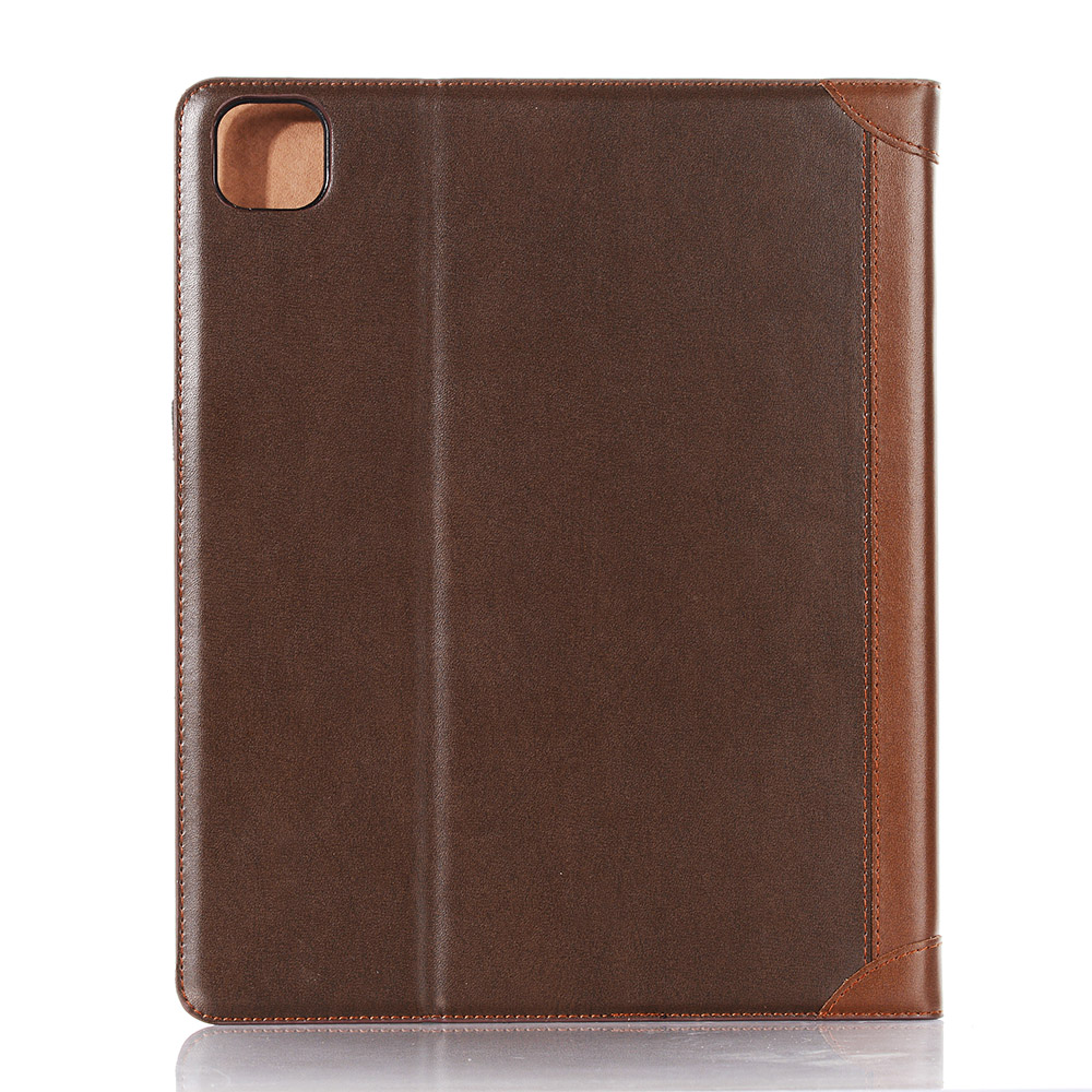 12 2018 9 2020 Fold iPad for Leather for Pad i Book Case Smart Case PU iPad Pro Folio