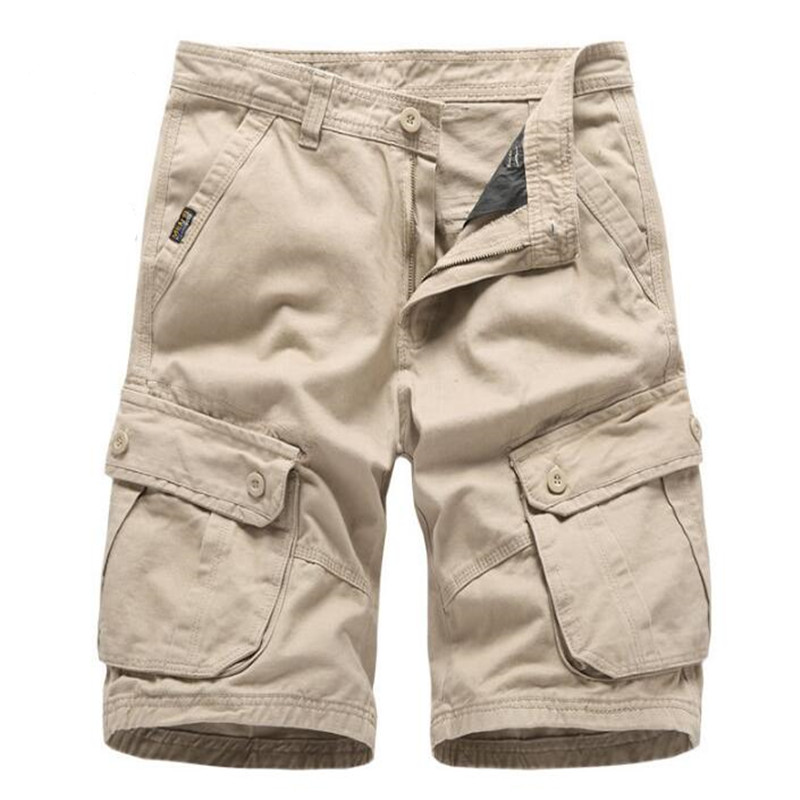 New Arrival High Quality Men Causual Shorts  Straight Loose Baggy Casual Short Trousers Size 30-38