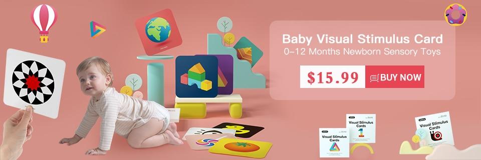 para crianças brinquedos educativos enfant montessori 3d