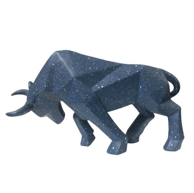 Clearance SaleDecoration Statues Bulls-Sculpture Modern-Accessories Abstract Resin Nordic Figurine
