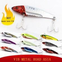 VIB metal road Asia 3D simulation fish hard bait hook sharp can be far 4 times strengthen blood trough