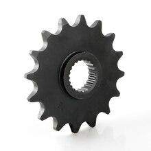 Kleine Gearwheel Voor Bmw F650 Gs G650 Gs 16T F800 Gs 16T F700GS 17T F 650 Gs G 650 Gs 16T F 800 Gs 17T Motorfiets Onderdelen Tandwielen