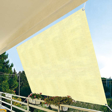 Sun Shade Sail Cloth UV Block Fabric Plant Shade Net Cover Patio Canopy Sunscreen Awning Breathable For Garden Outdoor Backyard