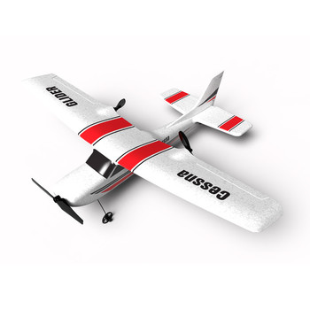 2020 new 2.4 GHZ  rc plane rtf glider rc plane aircraft foam propeller Outdoor  kids  Fixed wing cool gift toy diy fixed wing aircraft model 3 blade propeller yellow 3 pcs