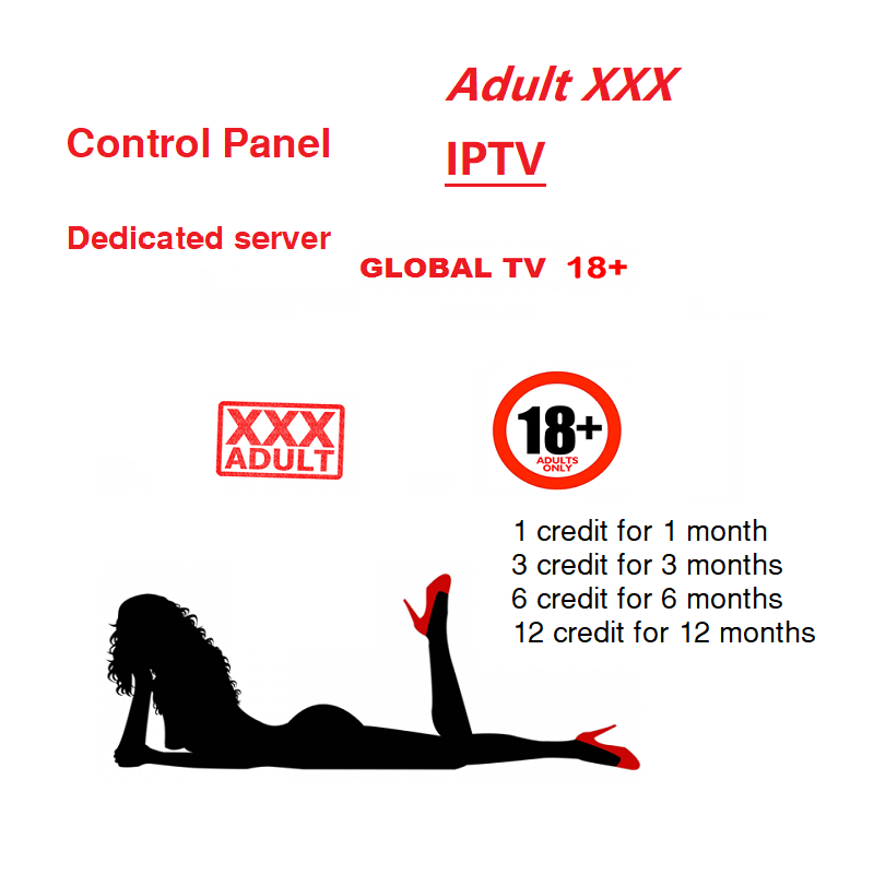 IPTV Panel For Reseller Management Adult Xxx
