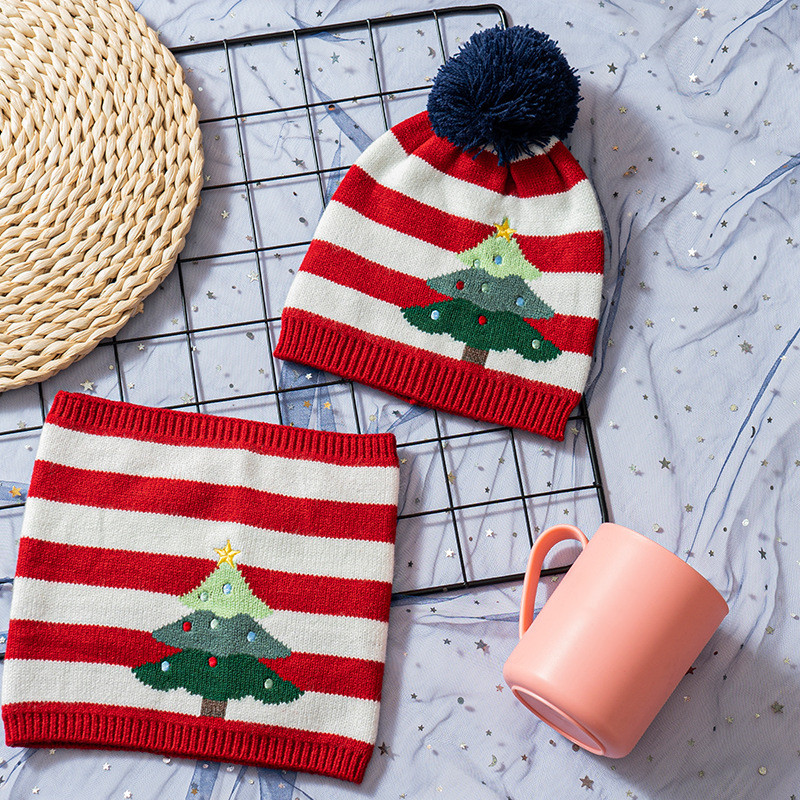 Jeseca Cartoon Cute Scarf And Hat Sets Boys Girls 2019 Autumn Winter Fashion Hat Scarf Set Kids Winter Thick Warm Scarves Hats