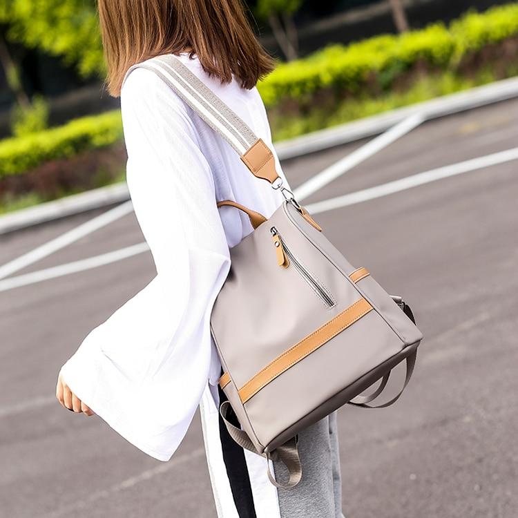 H3f95e823454c4bf8a2452c1f3fd9b9baD Anti-theft women backpacks ladies large capacity backpack high quality bagpack waterproof Oxford women backpack sac a dos