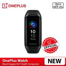 OnePlus – bracelet USB type-a, moniteur de Saturation en oxygène dans le sang, compagnon de santé, résistance à l'eau 5ATM/IP68, Original, nouveau, 24/7