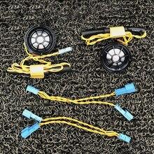 Altavoz de audio estéreo para coche, tweeter de puerta delantera y trasera para BMW F10, F11, F15, F16, F30, F32, G30, E90, E70, Hi-Fi, actualización 65139184794