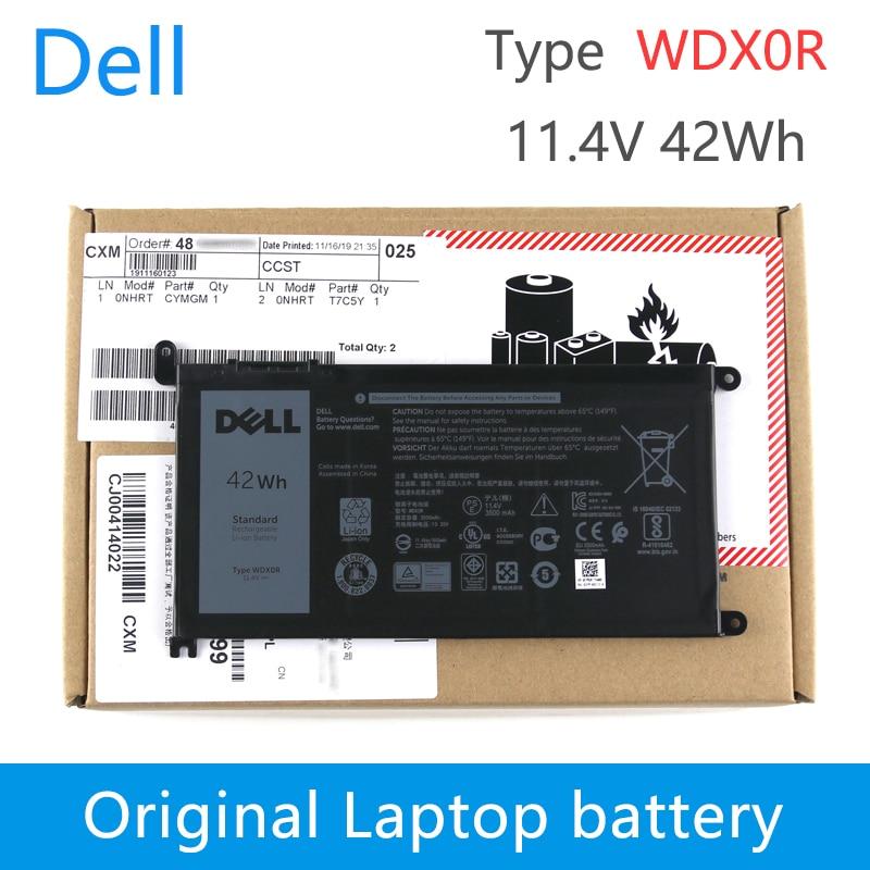 Dell Original Laptop Battery For Dell Inspiron 7460 7569 15  5578 5565 7472 7572 Latitude 14 3480 Vostro 5468 5568 11.4V ONHRT