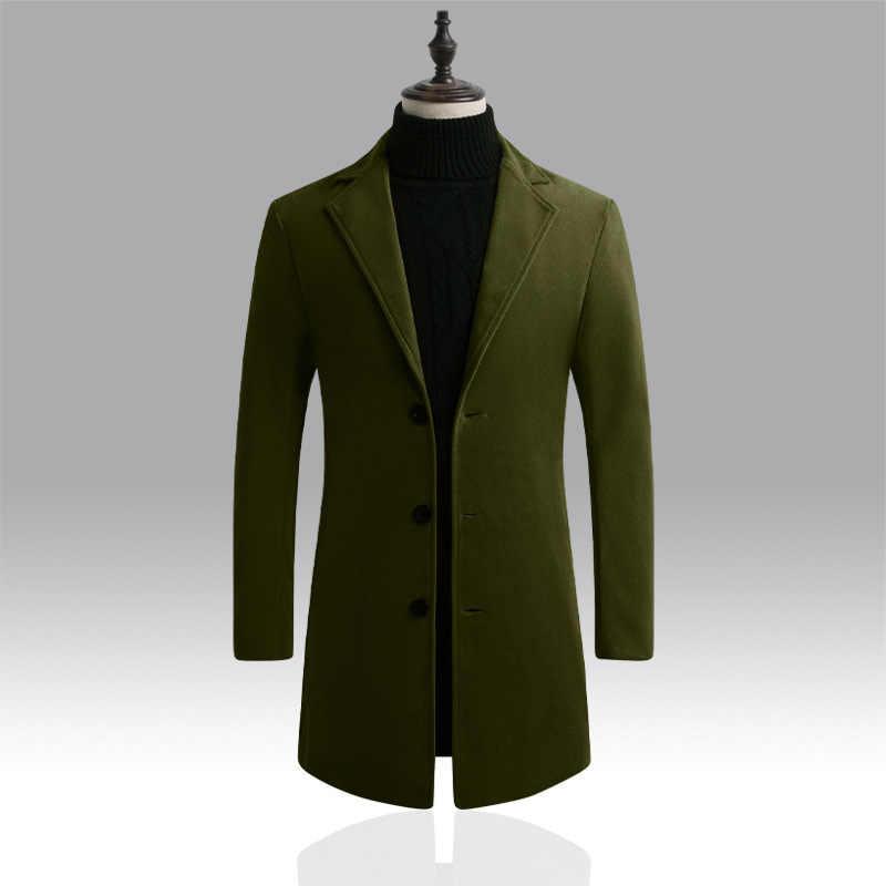 Sfit 2020 nouveau hiver vestes coupe-vent manteau hommes automne vêtements d'hiver chauds marque mince hommes manteaux vestes décontractée mâle