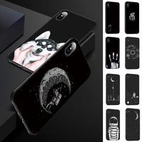 Funda protectora para teléfono móvil Huawei Honor 7C 7A 7X Y7 9 Youth Pro Y6 prime Enjoy 8E Mate SE V9 V10 9I PLAY 10