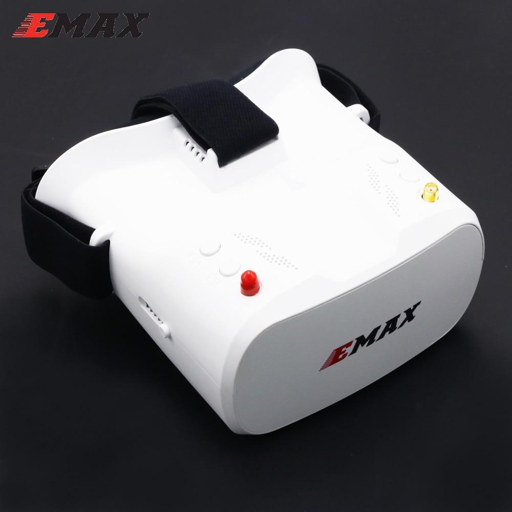 FPV Racing Drone,EMAX EZ Pilot 82MM Mini 5.8G With Camera Goggle Glasses RC Drone 2~3S RTF Version