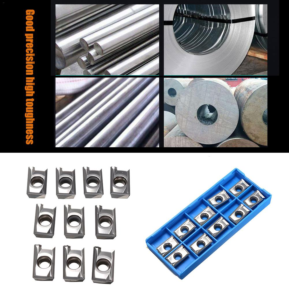 Korloy 16IR AG60 H01 CNC Carbide Inserts Suitable for machining aluminum