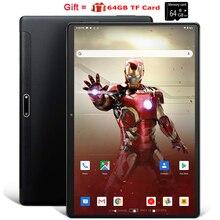Super View 10-calowy tablet Octa Core Android 9 Pie 3GB RAM 32GB 64GB ROM 5.0MP aparat 4G FDD LTE 5G WiFi Bluetooth Media Pad 10