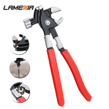 LAMEZIA 5 In 1 Multifunctional Universal Hammer Pipe Pliers Wrench Household Hand Tools