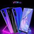 Самый дешевый смартфон CECTDIGI V15 Pro 5,72 дюймов полный Экран Смартфон Android 4,4 512 Мб Оперативная память + 4GB разблокированный мобильный телефон с дв...