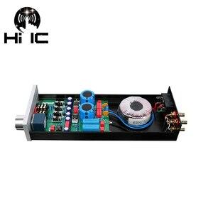 Image 3 - HIFI HD650 Refer To Lehmann Amp Circuit Amplifier Headphone Amplifier Earphone Amplifie