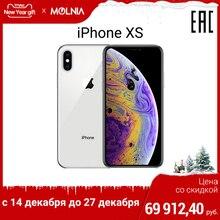 Айфон XS Apple iPhone XS 256ГБ смартфон iOS 12 nano SIM+eSIM 3G, 4G LTE, LTE-A, Wi-Fi, Bluetooth, NFC, GPS, ГЛОНАСС автофокус