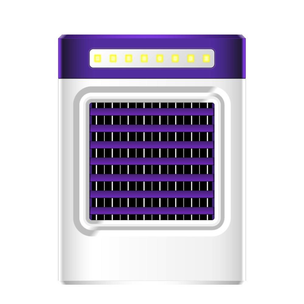 500ml USB Mini climatiseur de bureau ventilateur de refroidissement humidificateur d'air purificateur d'été refroidisseur d'air ventilateur de refroidissement pour le bureau à domicile