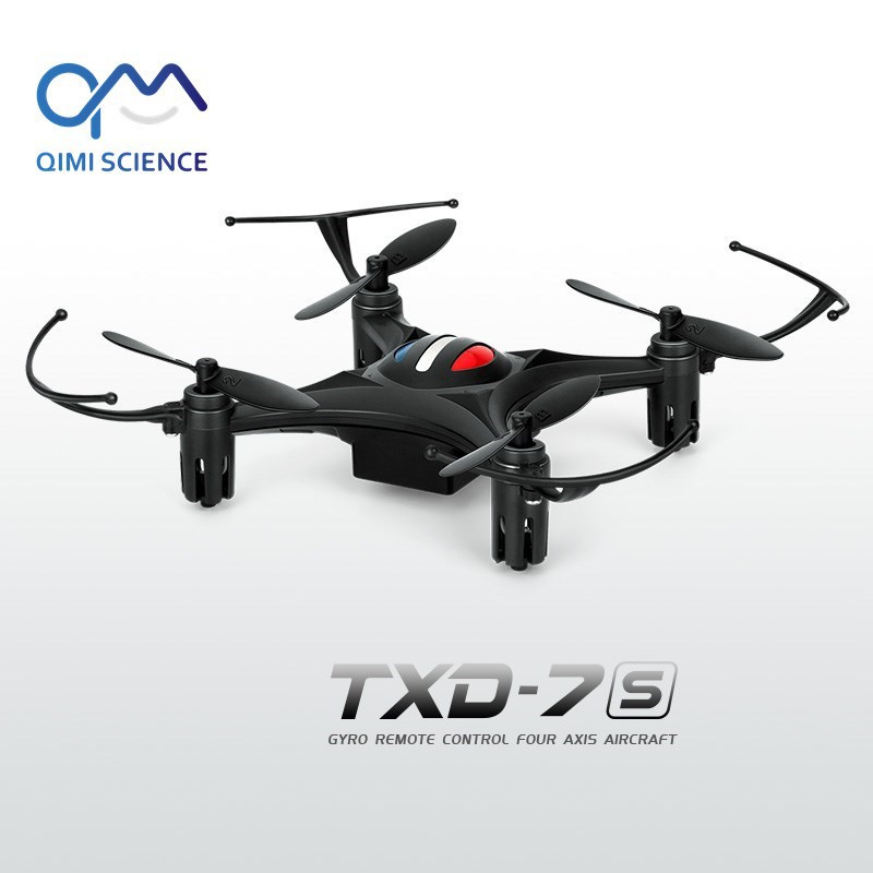 Unmanned Aerial Vehicle High-definition Aerial Photography Quadrocopter Toy Boy Remote Control Aircraft Helicopter Charging Chil