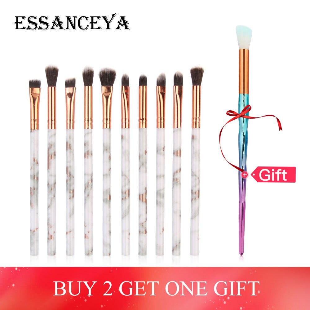 ESSANCEYA Makeup Brushes Set 7/10Pcs Multifunctional Makeup Brush Concealer Eyeshadow Brush Set Mini Brush Cosmetic Makeup Tool