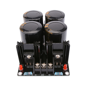 Image 5 - AIYIMA Schottky Diodo di Raddrizzatore Filtro Scheda di Potenza 63V 10000UF Condensatore Amplificatore Raddrizzatore 120A Scheda di Alimentazione DIY Speaker Amp