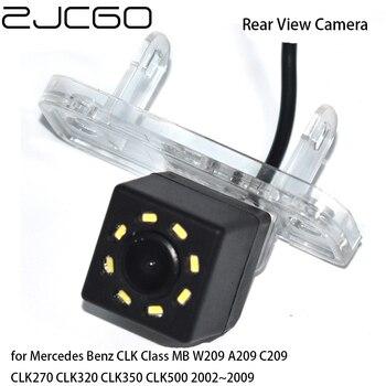zjcgo hd car rear view reverse back up parking camera upgrade for mercedes benz mb c class w204 c180 c200 c280 c300 c350 c63 amg ZJCGO CCD Car Rear View Reverse Back Up Parking Camera for Mercedes Benz CLK Class MB W209 A209 C209 CLK270 CLK320 CLK350 CLK500
