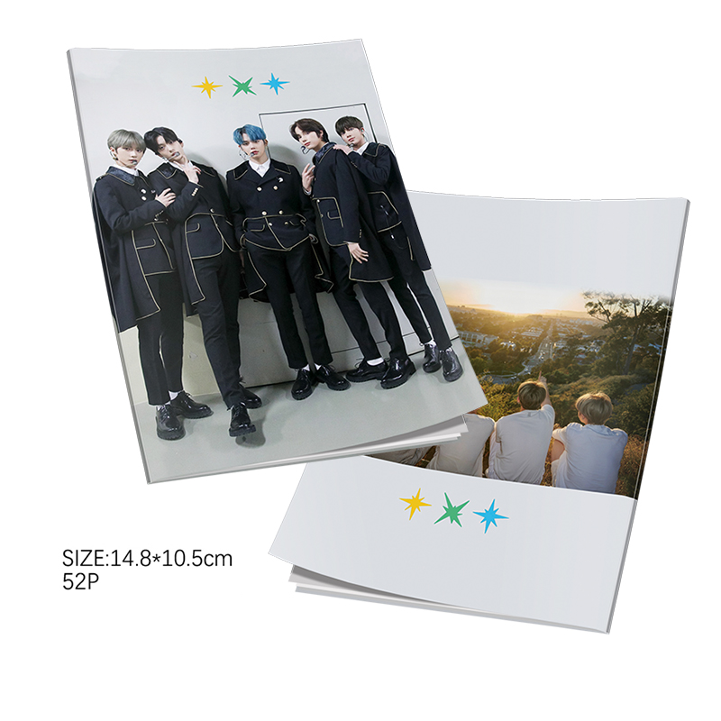TXT 2020 Greetings Photobook