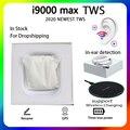 Новинка I9000max TWS наушники беспроводные Bluetooth наушники Hi-Fi стереонаушники Pk I9000 Pro Tws I90000 I99999 Pro Tws наушники