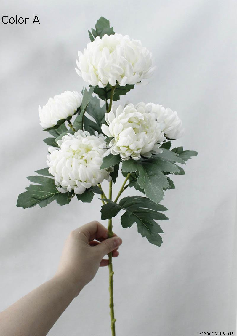 Flower Crown Hair Accessories Green Artificial Marigolds Silk Flowers Tutu YOU CHOOSE QUANTITY Artificial Flowers Wedding Flowers