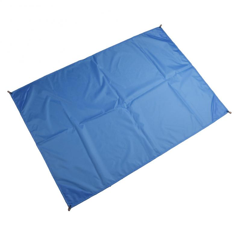 Pocket Waterproof Beach Mat Sand Free Blanket 140*200cm  2