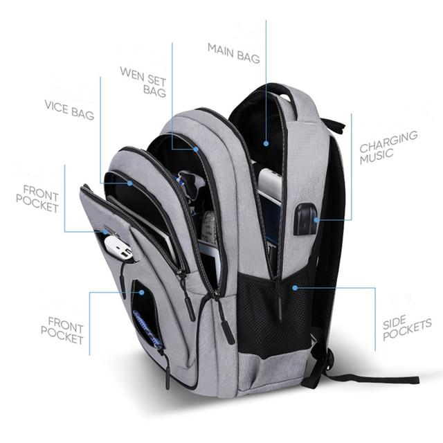 Business Travel Travel bags Travel Business Laptop Backpack Bags