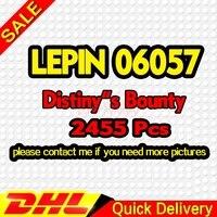 LP Ninja 06057 Final Fight Destiny's Bounty anime action figures Building Block Bricks lepining Toys for children Clone 70618