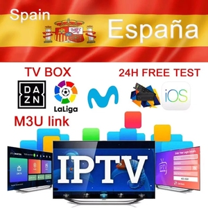 Hot sale Spain Germany UK Smart【i】【p】【t】【v】 pro Europe HD TV M3U SMART TV ANDROID MAG
