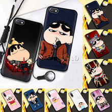 Crayon Shinchan Zachte Siliconen Telefoon Case voor Redmi Note 4X5 6 7 8 5 6 7 8 Pro 5A 16G 32G 64G 5A Prime Cover(China)