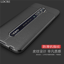 все цены на For Oppo Reno 2 Case Cover Silicone Shell Rubber Soft TPU Back Bussiness Style Phone Case For Oppo Reno 2 Cover For Oppo Reno 2 онлайн