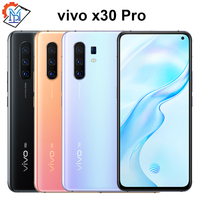 Original 5G vivo X30 Pro mobile phone 6.44'