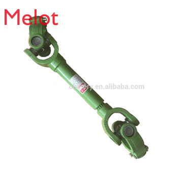 hot sale  Chinese supplier Agriculture machinery PTO agriculture shaft for Tractors bp125 80 hot sale manual irrigation pto water pump for tractor