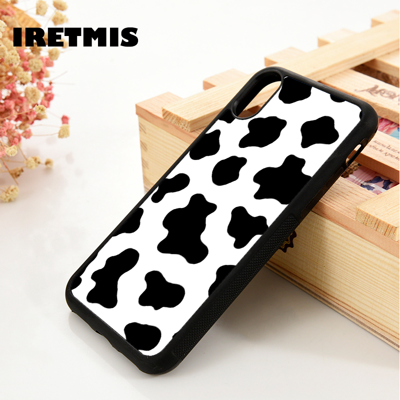 Iretmis 5 5S SE 6 6S Soft TPU Silicone phone case cover for iPhone