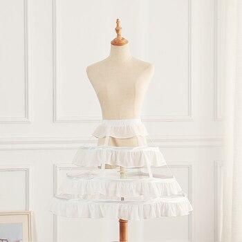 Vestido Lolita con hojas de loto para mujer, chaqueta para pájaros, falda...
