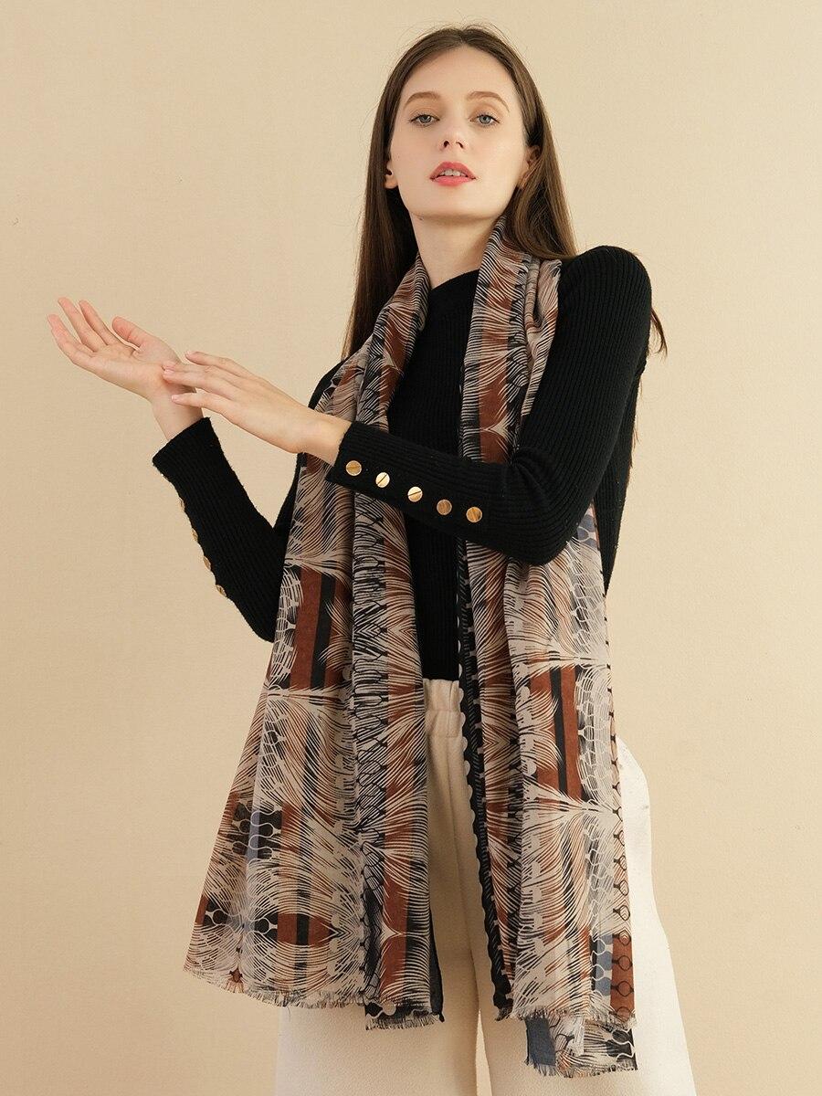 Fashion Warm Women's Scarf Cotton Winter Scarves Quality Female Shawl bufanda Triangle Shape Scarf Neck Wear Wholesale SF1294