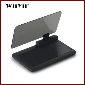 Image 1 - GEYIREN 6 นิ้วUniversal H6 รถHUD Head Up Displayโปรเจคเตอร์โทรศัพท์สมาร์ทโฟนGps Hudสำหรับรถยนต์ใดๆ