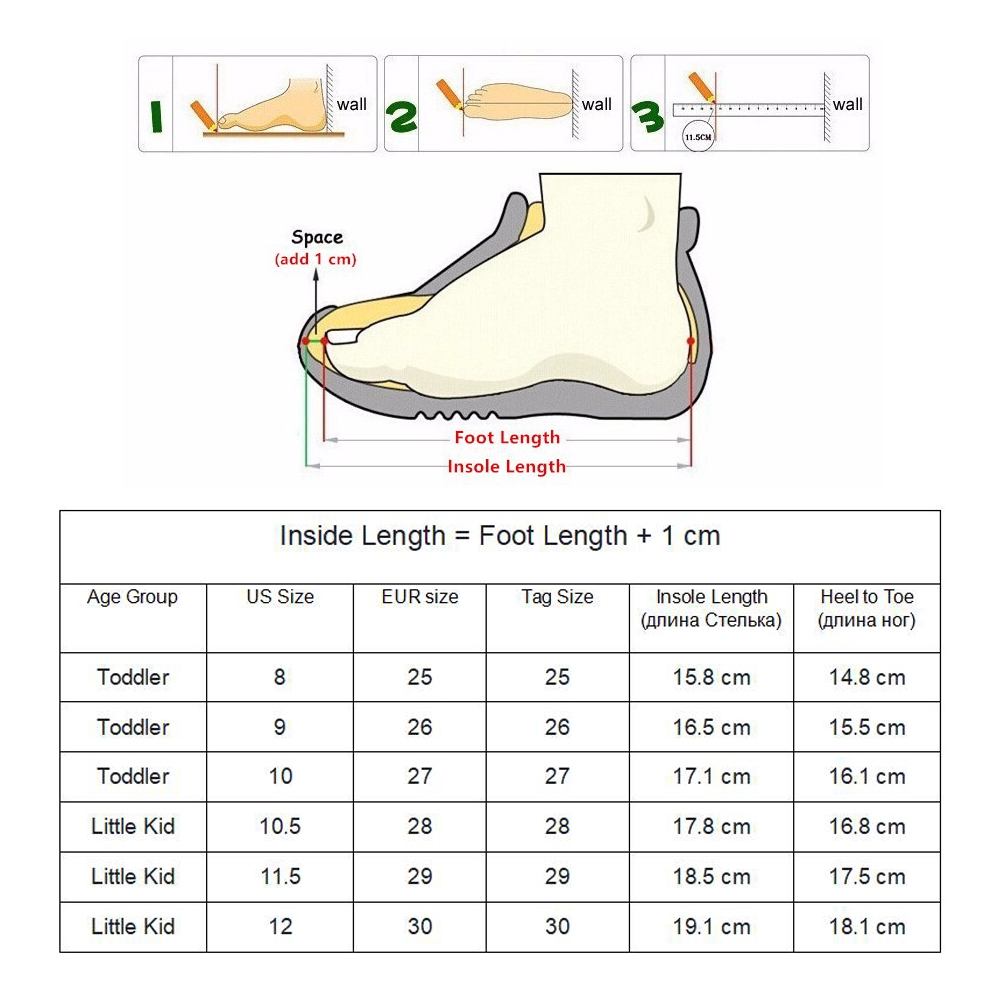 Image 5 - Apakowa Little Kids Leather Low top Hook and Loop Sneakers for Boys and Girls Outdoor Anti Slip Casual Sports Running ShoesSneakers   -