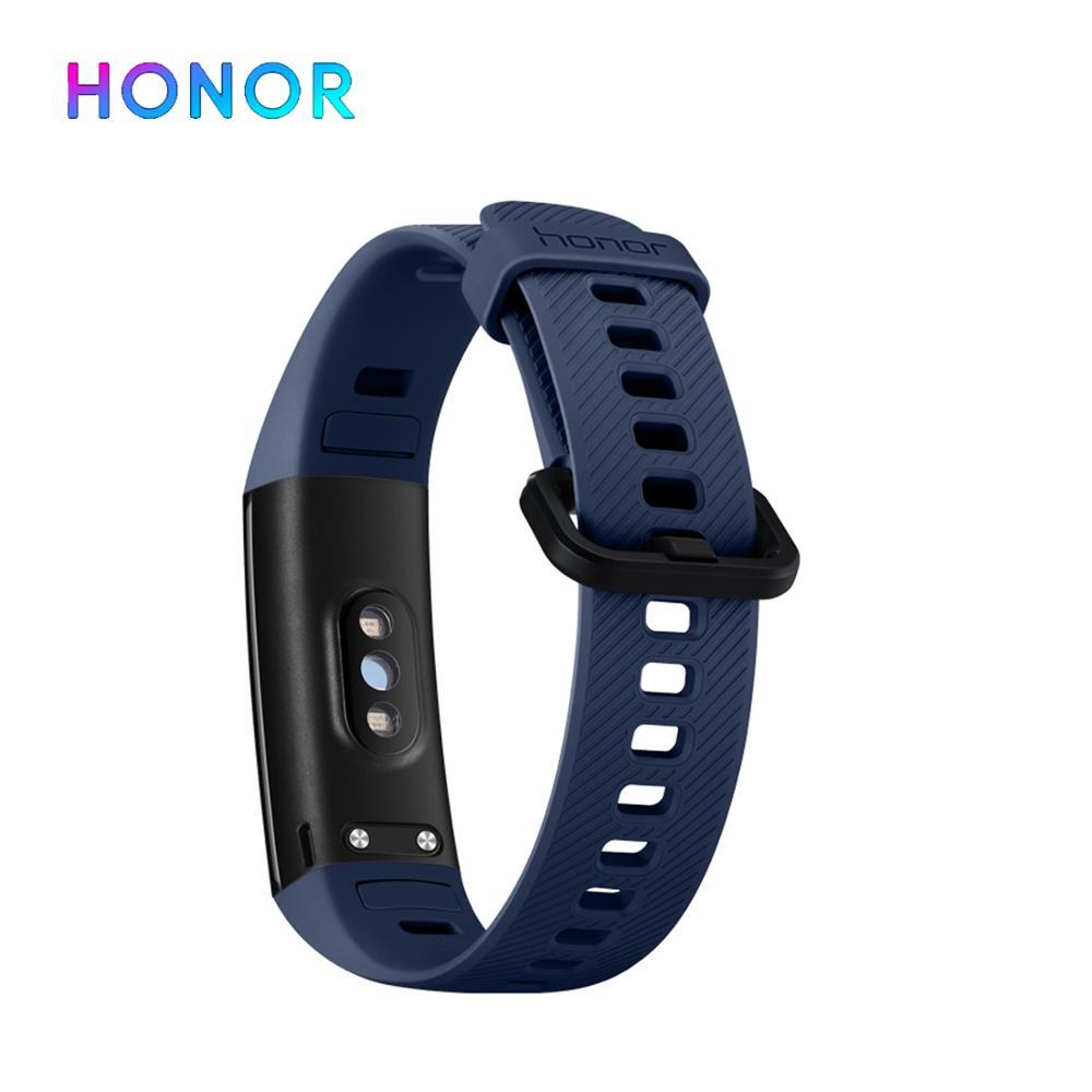 Image 5 - Huawei Honor Band 4 Global Version Smart band Wristband Amoled Waterproof Touchscreen Sleep Fitness Tracker Heart RateSmart Wristbands   -